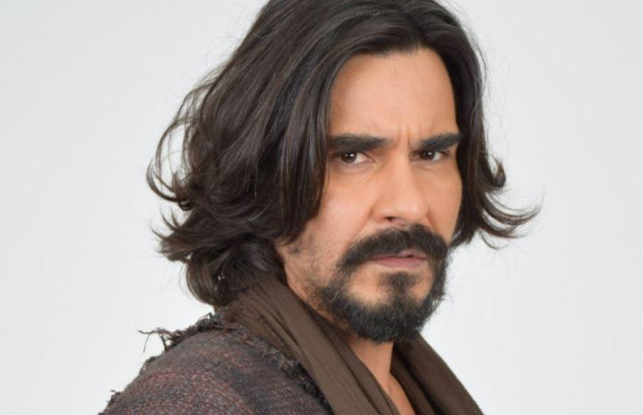 André Gonçalves será o Barrabás em Jesus (Foto: Divulgação/Record)
