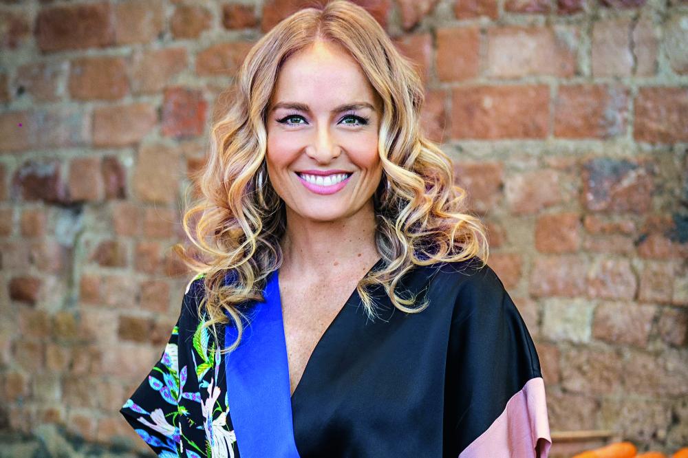 A apresentadora Angélica. (Foto: Reprodução)
