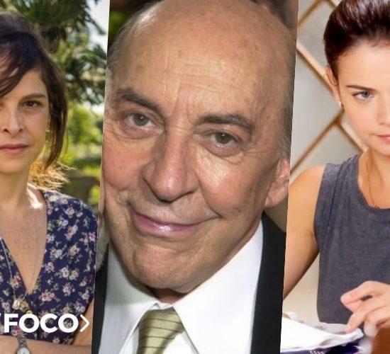 Atores de novelas do SBT e Globo são afastados das novelas no meio