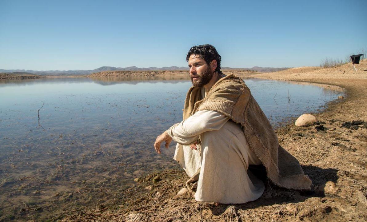 Ator Dudu Azevedo será o protagonista Jesus (Crédito: Reprodução / Record TV)