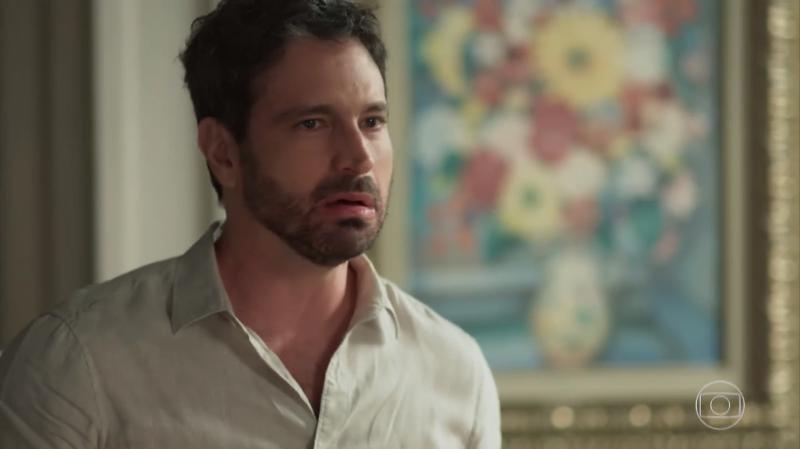 Edgar (Caco Ciocler) em cena de Segundo Sol (Foto: Divulgação/Globo)