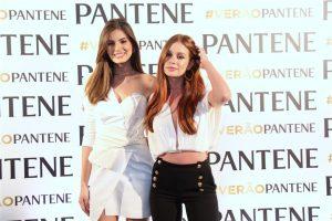 Camila Queiroz e Marina Ruy Barbosa (Foto: Divulgação)