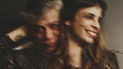 Fábio Assunção e Maria Ribeiro (Foto: Reprodução/Instagram)