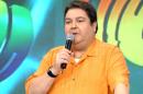 Fausto Silva no comando do Domingão (Foto: Divulgação/Globo)