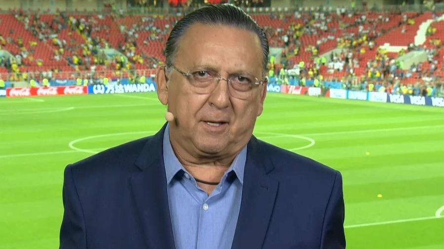 Galvão Bueno pode se aposentar da Globo (Foto: Reprodução)