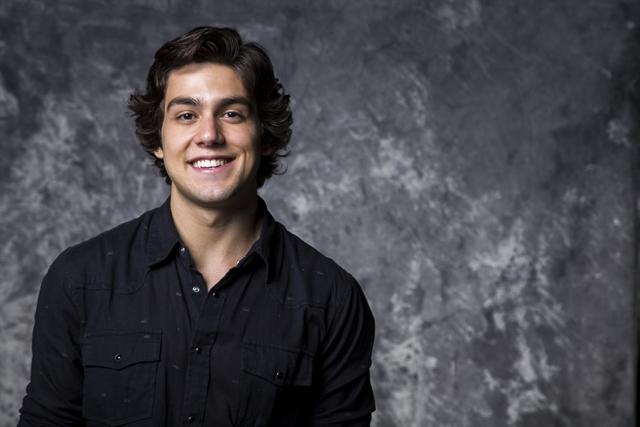 O ator Daniel Rangel (Foto: Globo/Marília Cabral)