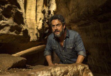 Pedro (Alexandre Nero) em cena de Onde Nascem os Fortes (Foto: Globo/Estevam Avellar)