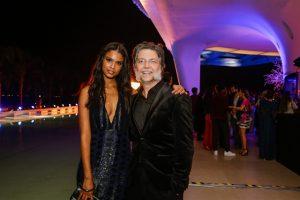 Aline Dias e Kiko Mascarenhas (Foto: Globo/Rafael Campos