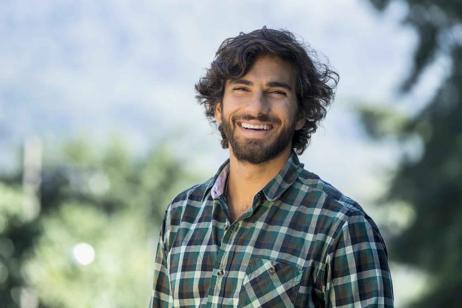 O ator Hugo Moura (Foto: Isabella Pinheiro/Gshow)
