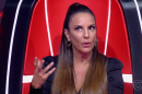 Ivete Sangalo no The Voice Brasil (Foto: Reprodução/Globo)