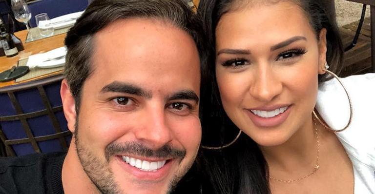 Kaka Diniz e Simone (Foto: Reprodução/Instagram)