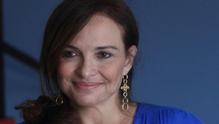 A atriz Luiza Tomé está de volta à Globo após catorze anos longe do canal carioca (Foto: Divulgação)