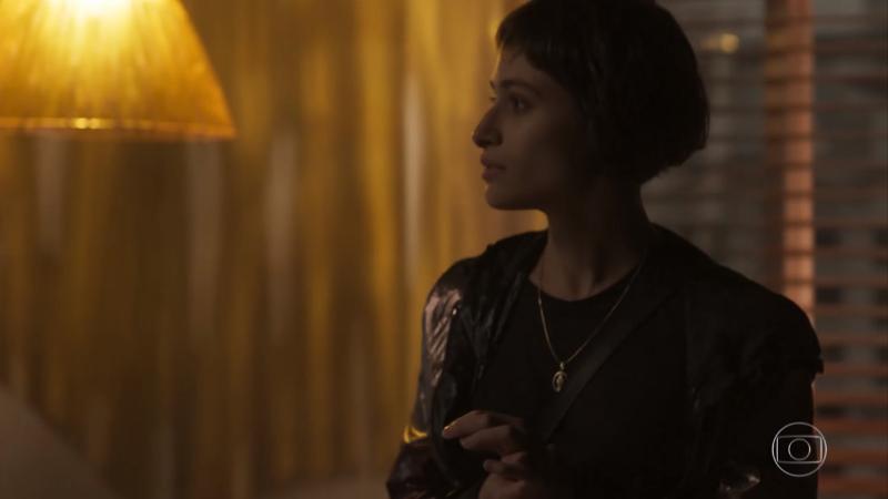 Manu (Luisa Arraes) em cena deSegundo Sol (Foto: Reprodução/Globo)