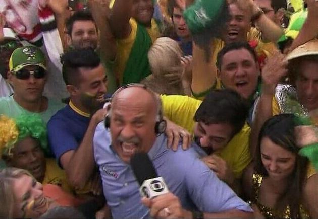 Márcio Canuto está deixando oficialmente a Globo após 21 anos Mauro Naves
