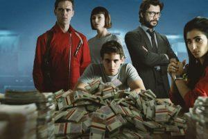 La Casa de Papel é sucesso absoluto na Netflix. (Foto: Divulgação)