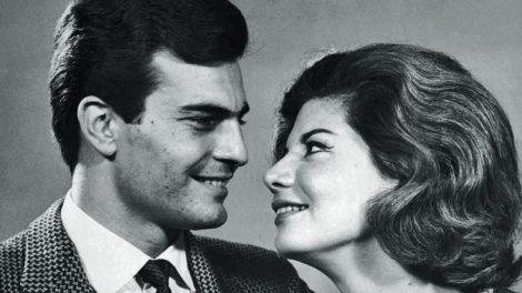 Gloria Menezes e Tarcísio Meira, casal da Globo, estiveram na primeira novela da história da TV