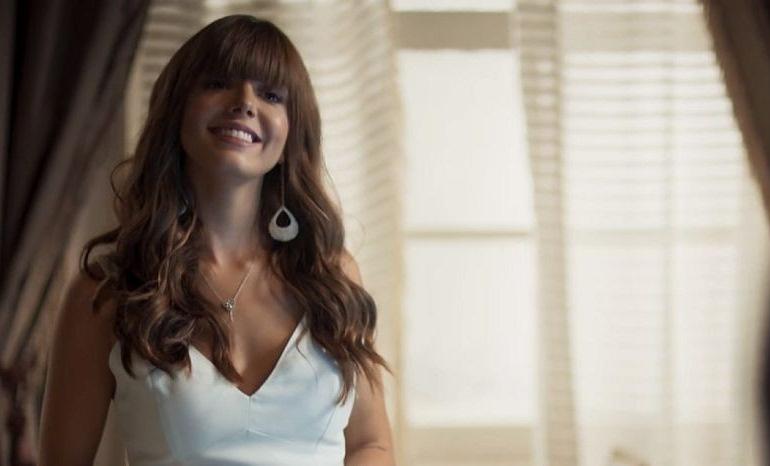 Giovanna Lancellotti como a Rochelle de Segundo Sol (Foto: Reprodução)