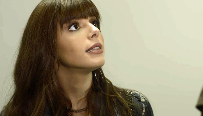 Rochelle (Giovanna Lancellotti) em cena de Segundo Sol (Foto: Divulgação/Globo)