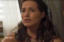 Rosa (Letícia Colin) em cena de Segundo Sol (Foto: Reprodução/Globo)