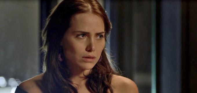 Rosa (Letícia Colin) em cena de Segundo Sol (Foto: Divulgação)