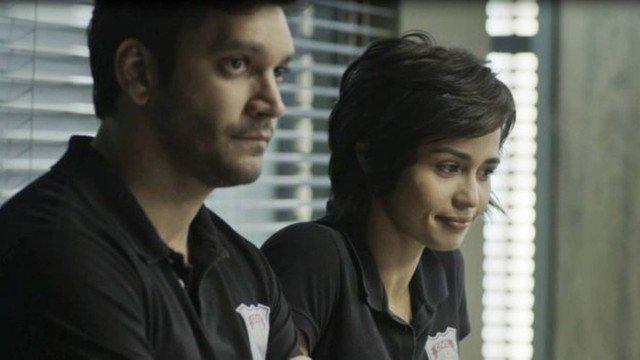 Ionan e Maura em cena de Segundo Sol (Foto; Divulgação)