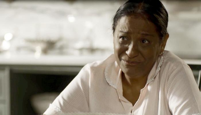 Zefa (Claudia Di Moura) em cena de Segundo Sol (Foto: Divulgação/Globo)