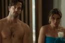 Remy (Vladimir Brichta) e Luzia(Giovanna Antonelli) em cena de Segundo Sol (Foto: Reprodução/Globo)