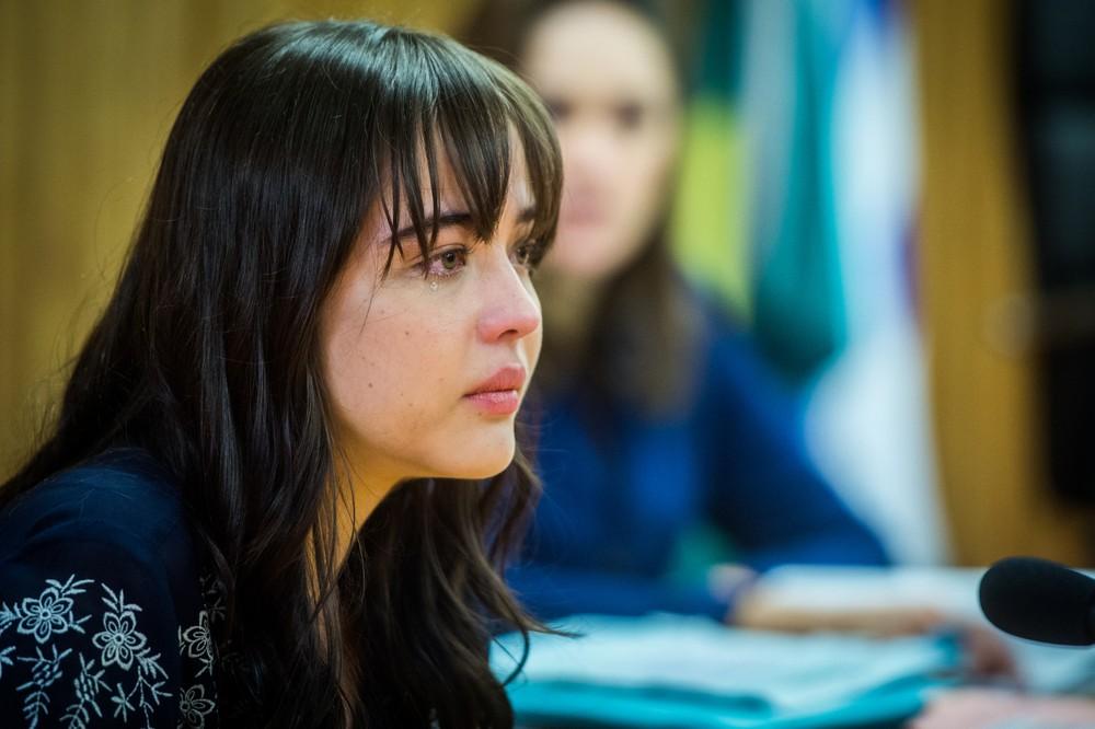 Bella Piero viveu a Laura em O Outro Lado do Paraíso (Foto: Divulgação)