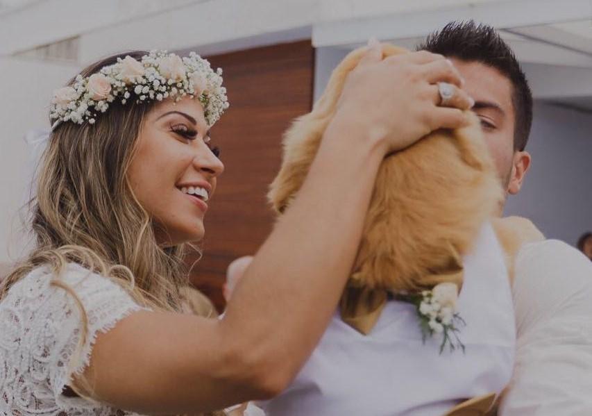Após doar cão, Mayra Cardi é criticada por seguidores (Foto: Reprodução)