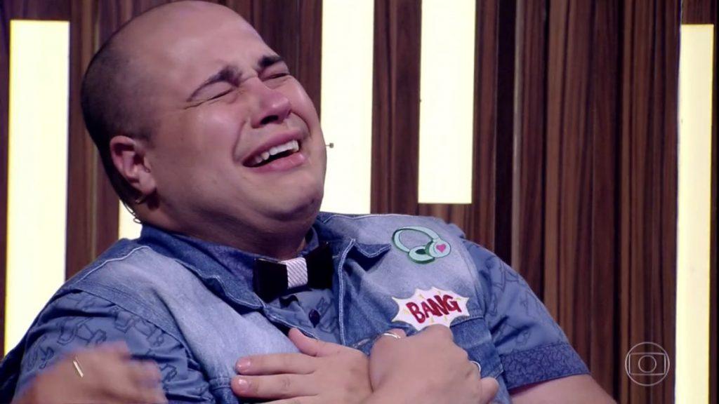 Tiago Abravanel na Globo (Foto: Reprodução)