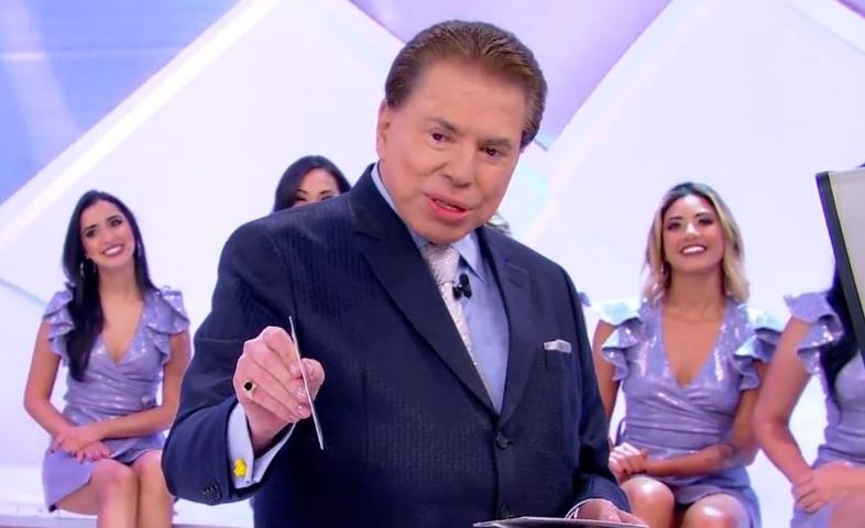 Silvio Santos, dono do SBT (Foto: Reprodução)