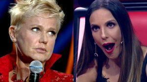 Xuxa e Ivete Sangalo (Foto: Reprodução)