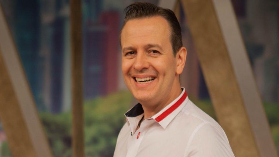 O apresentador Celso Zucatelli, que teve seu programa na TV Gazeta cancelado (Foto: Reprodução)