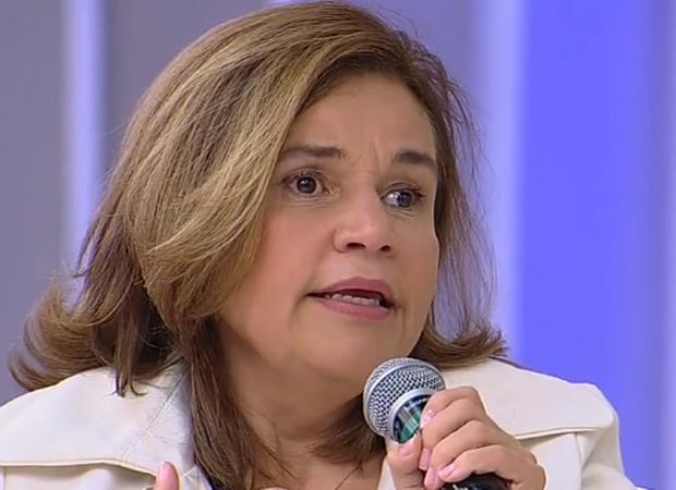 A atriz Cláudia Rodrigues. (Foto: Reprodução)