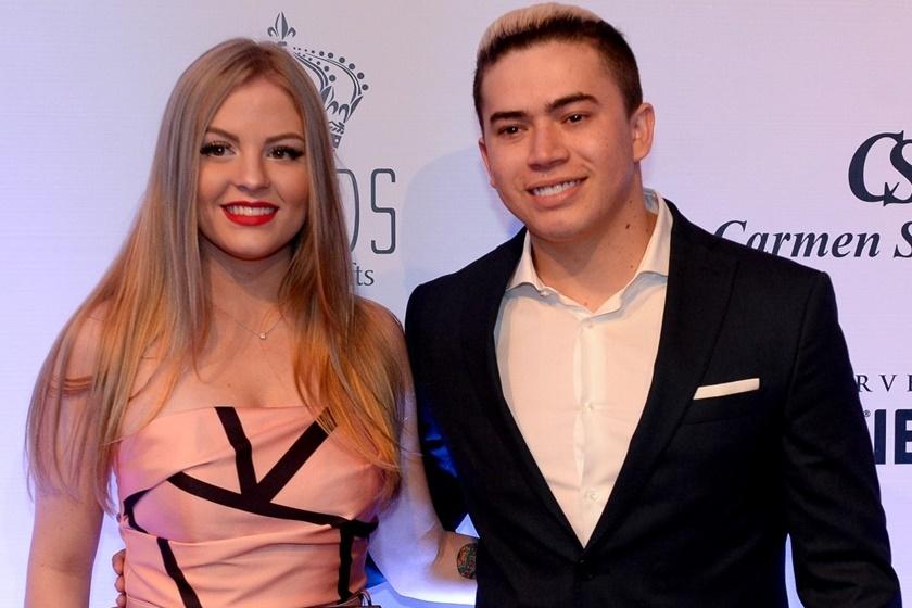 Whindersson Nunes e Luísa Sonza (Foto: Reprodução)