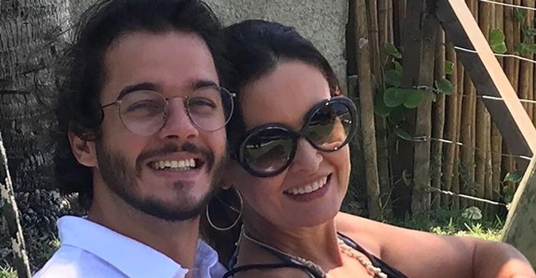 Apresentadora e o advogado estão juntos há nove meses (Foto: Reprodução/Instagram)