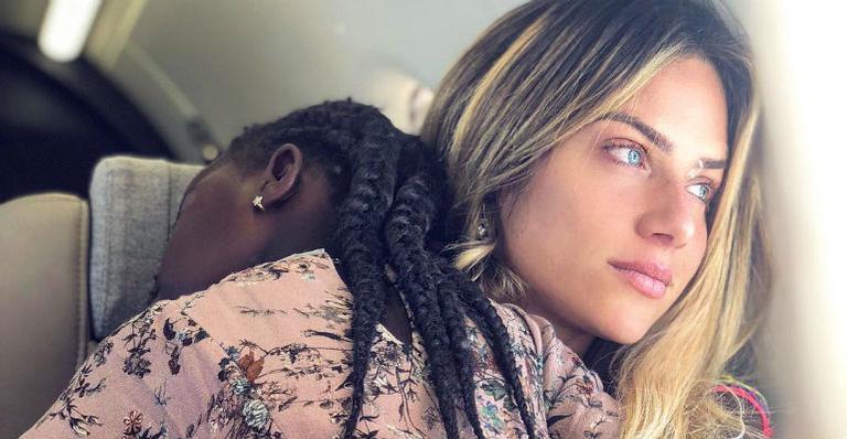 Giovanna Ewbank e a filha, Titi (Foto: Reprodução Instagram)