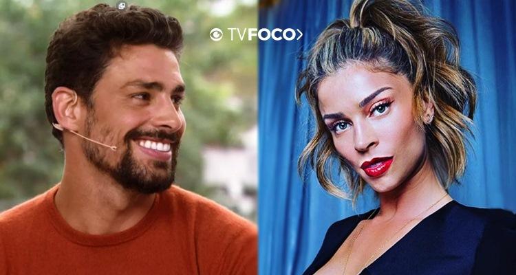 Cauã Reymond e Grazi Massafera (Foto: Reprodução/Globo/Montagem TV Foco)