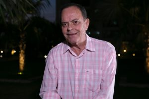 O jornalista esportivo Fernando Vannucci (Foto: Paulo Camilo/Uol)