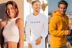 Leticia Almeida, Saulo Poncio e Jonathan Couto (Foto: Reprodução/Instagram)