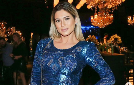 A apresentadora Lívia Andrade. (Foto: Reprodução/Instagram)