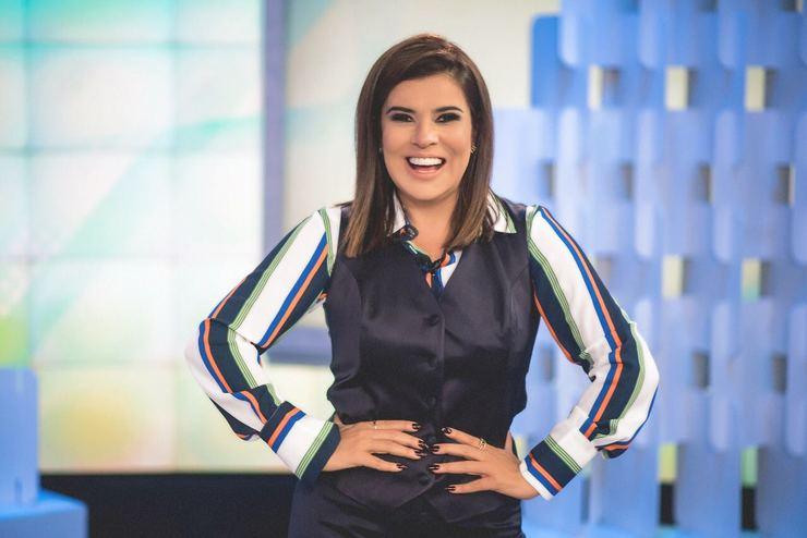 Mara Maravilha é contratada do SBT (Foto: Divulgação)