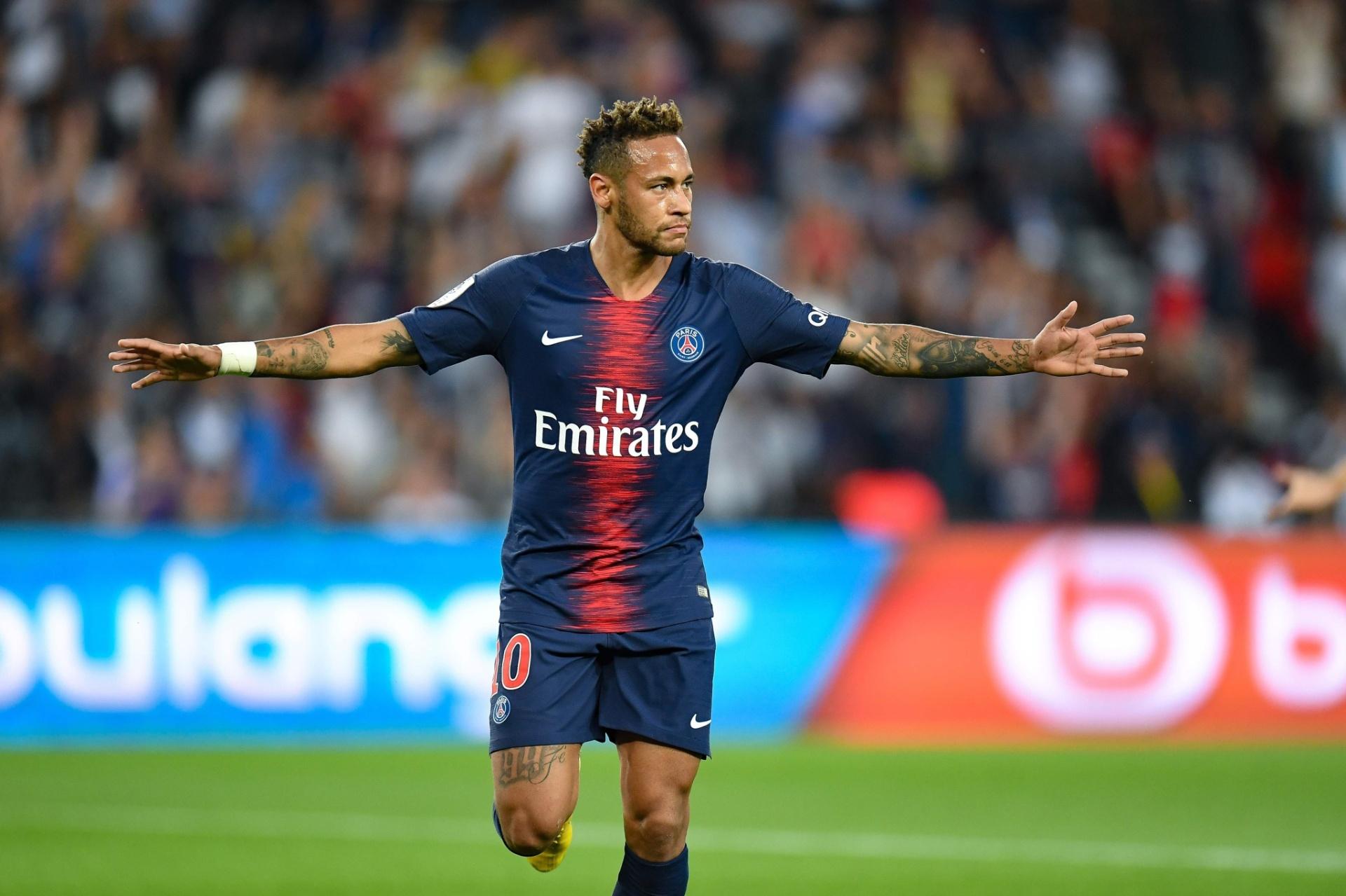 Aps jogo neymar atacado por torcedor e tem reao surpreendente neymar joga pelo psg foto reproduo stopboris Image collections