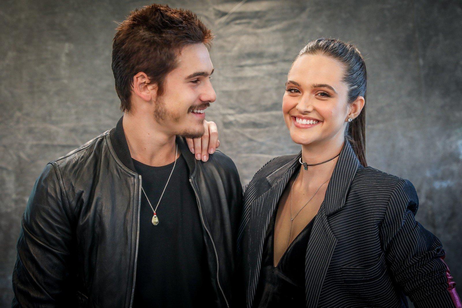 Juliana Paiva e Nicolas Prattes (Foto: Reprodução)