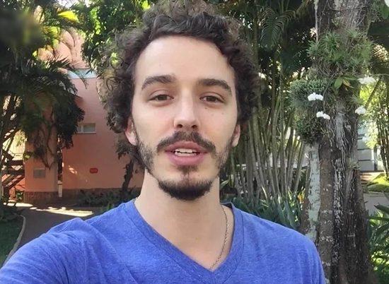 Gabriel Stauffer estará em O Sétimo Guardião, próxima novela das 21h da Globo. (Foto: Reprodução/GShow)
