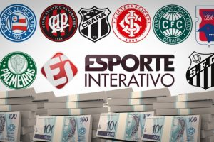 Esporte Interativo tem contrato com times para transmissão do Brasileirão 2019. (Foto: Divulgação)