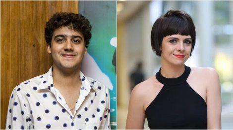 George Sauma e Renata Gaspar vão protagonizar comédia Pais de Primeira, da Globo. (Foto: Montagem/Reprodução)