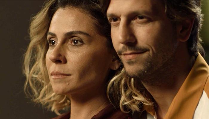 Luzia (Giovanna Antonelli) e Remy (Vladimir Brichta) em cena de Segundo Sol (Foto: Divulgação/Globo)