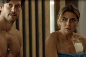 Remy (Vladimir Brichta) e Luzia (Giovanna Antonelli) em cena de Segundo Sol (Foto: Divulgação/Globo)