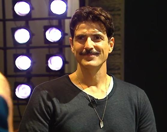 O ator Reynaldo Gianecchini. (Foto: Reprodução)